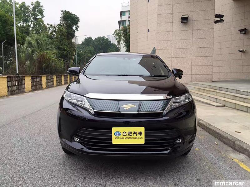 全新車 ★Toyota Harrier 現貨★
