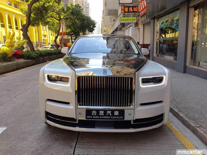 全新 Rolls-Royce Phantom 加長版 現貨
